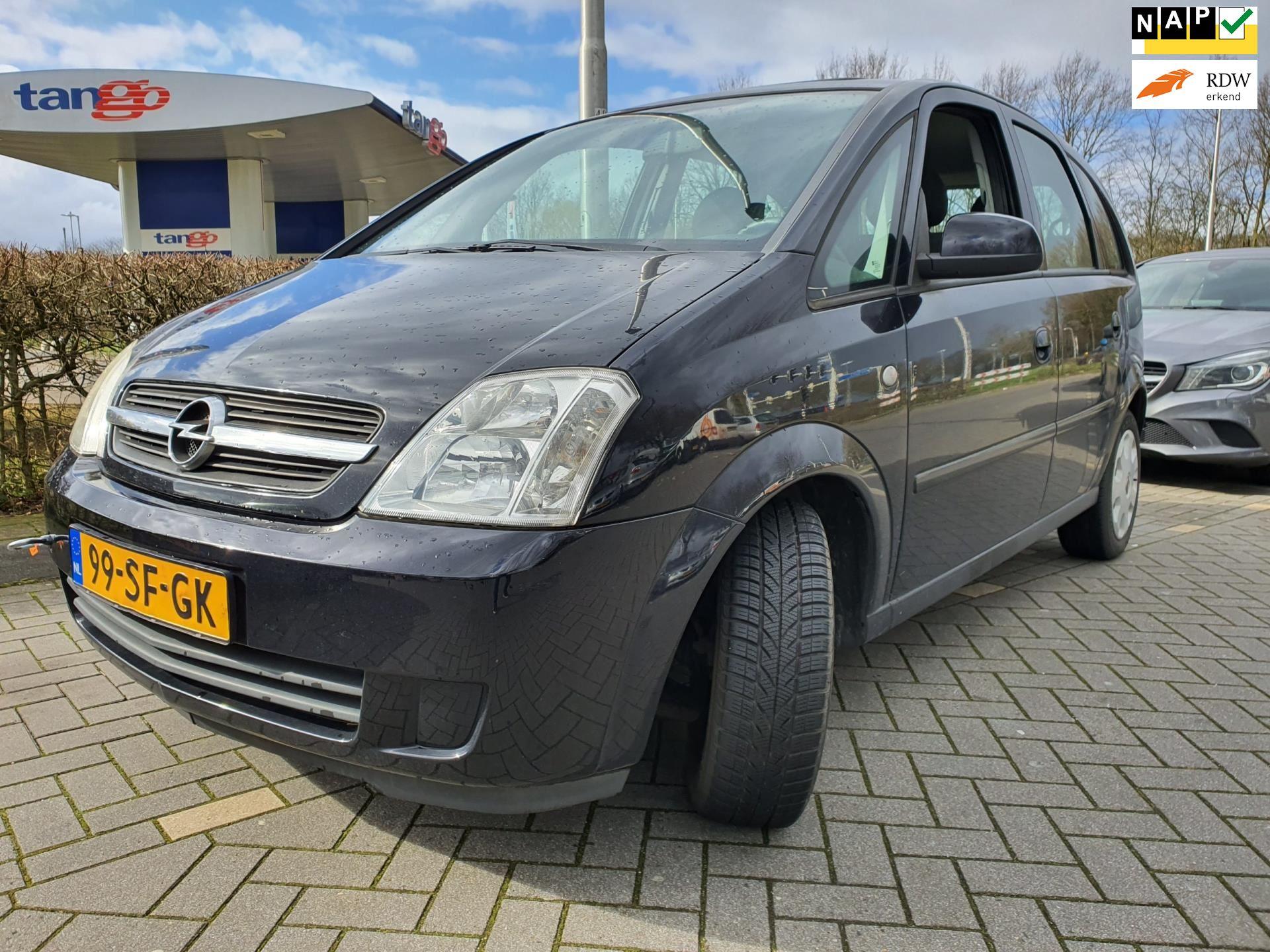 Opel Meriva occasion - A&V Autogroothandel