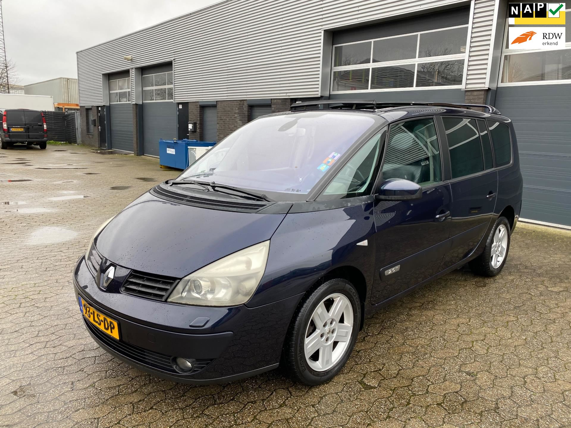 Renault Grand Espace occasion - City Cars Breda