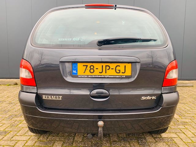 Renault Scénic 1.6-16V Expression AUTOMAAT, AIRCO, RIJDT GOED, NWE APK.