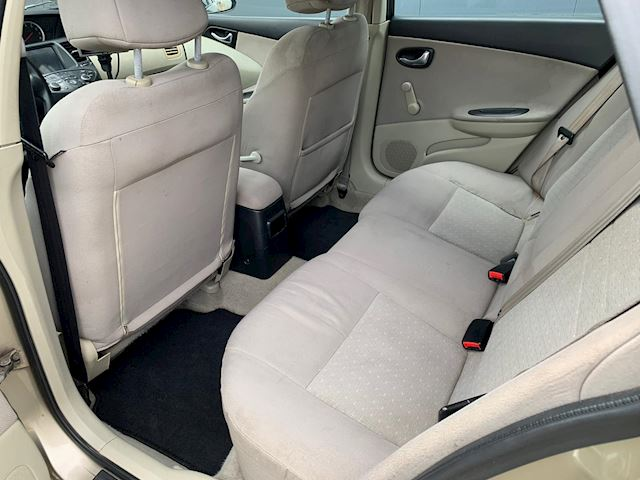Nissan Primera Estate 1.8 Tekna NAP,NAVIGATIE, RIJDT PRIMA,  NETTE AUTO, AIRCO,NIEUWE APK tot 20 -12 - 2020