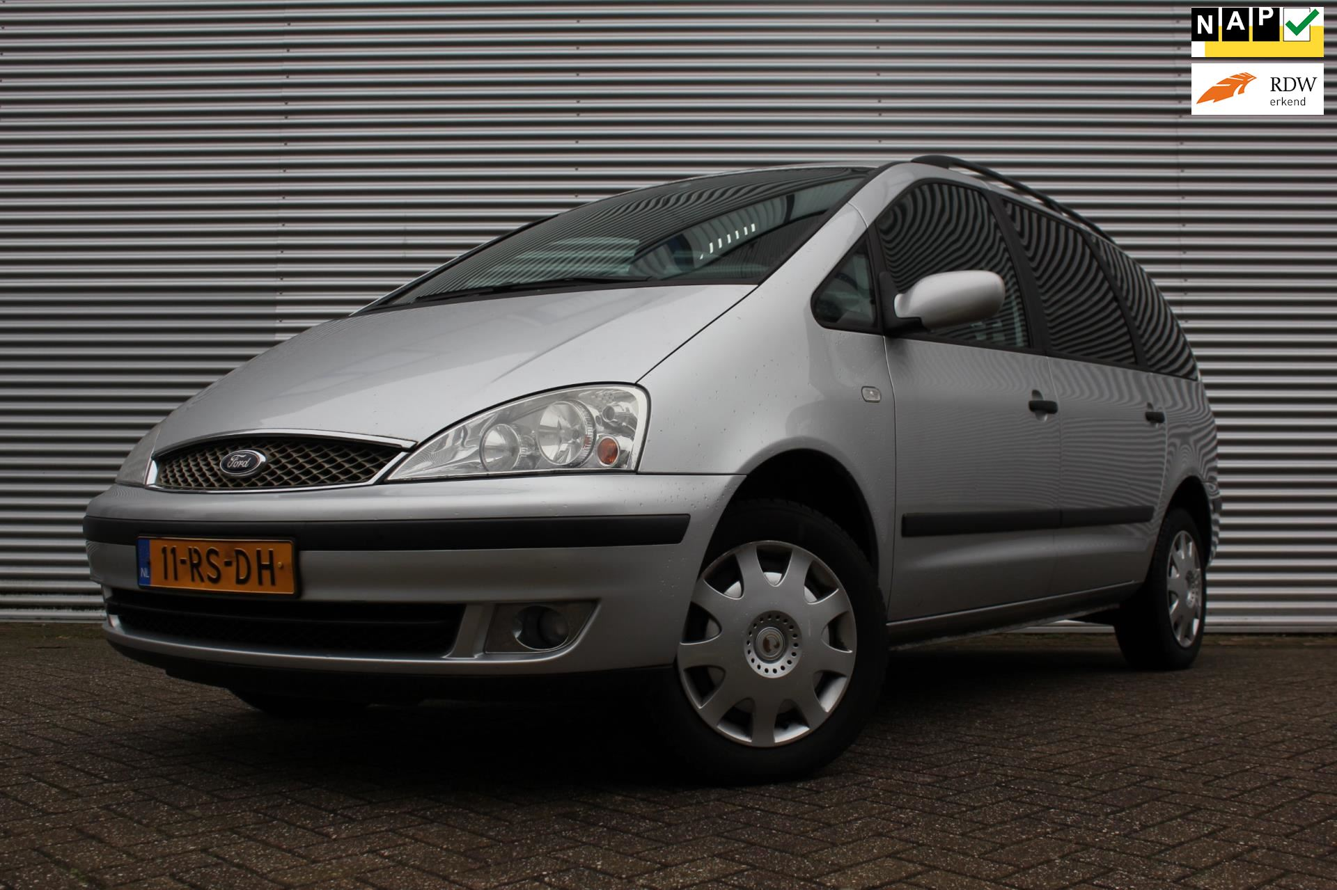 Ford Galaxy occasion - MGD Auto's