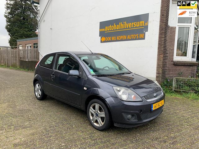Ford Fiesta occasion - Autohal Hilversum