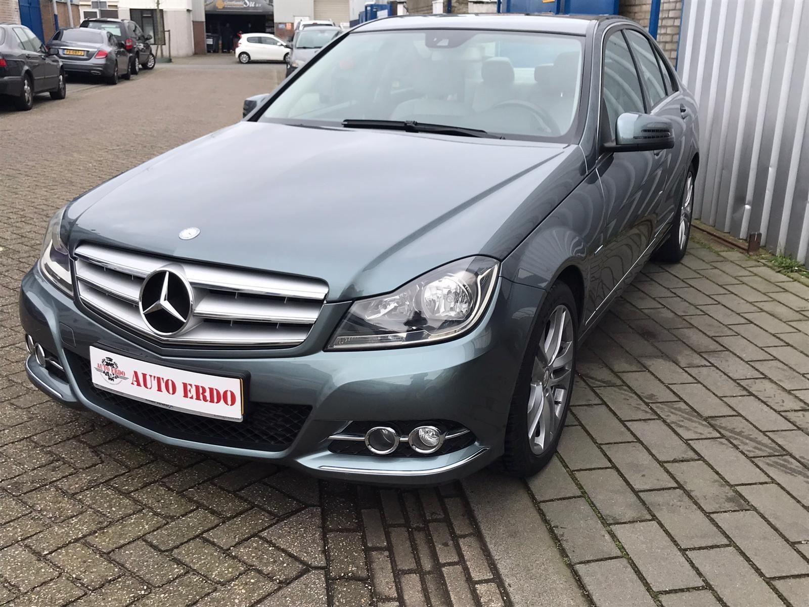 Mercedes-Benz C-klasse occasion - Auto Erdo