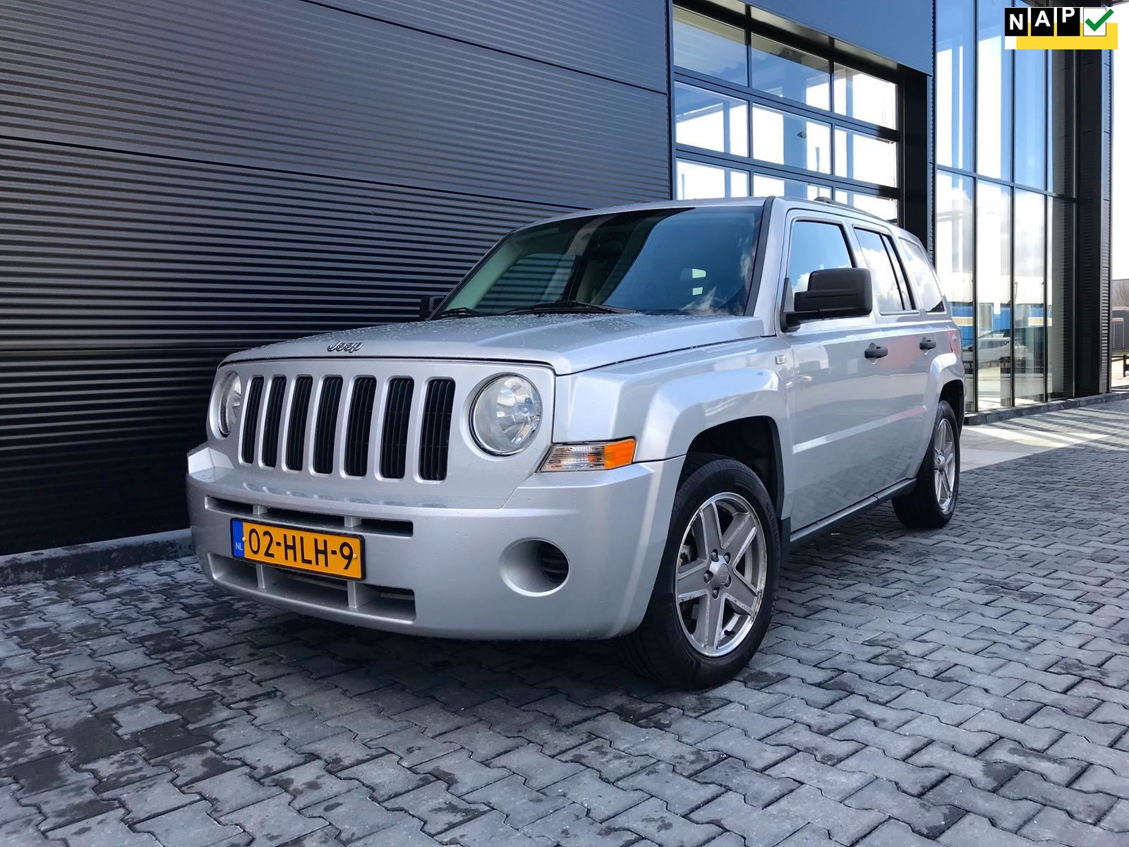 Jeep Patriot occasion - Pitstop Car Trading