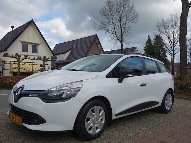 Renault Clio Estate 1.5 dCi ECO Authentique 1 e Eigenaar NAP.