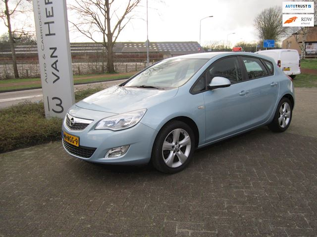 Opel Astra 1.6 Edition 5 DRS/AIRCO/NIEUWE DISTR./CRUISE CONTROL/LM VELGEN/IZGST/BLUE TOOTH TEL.BED.