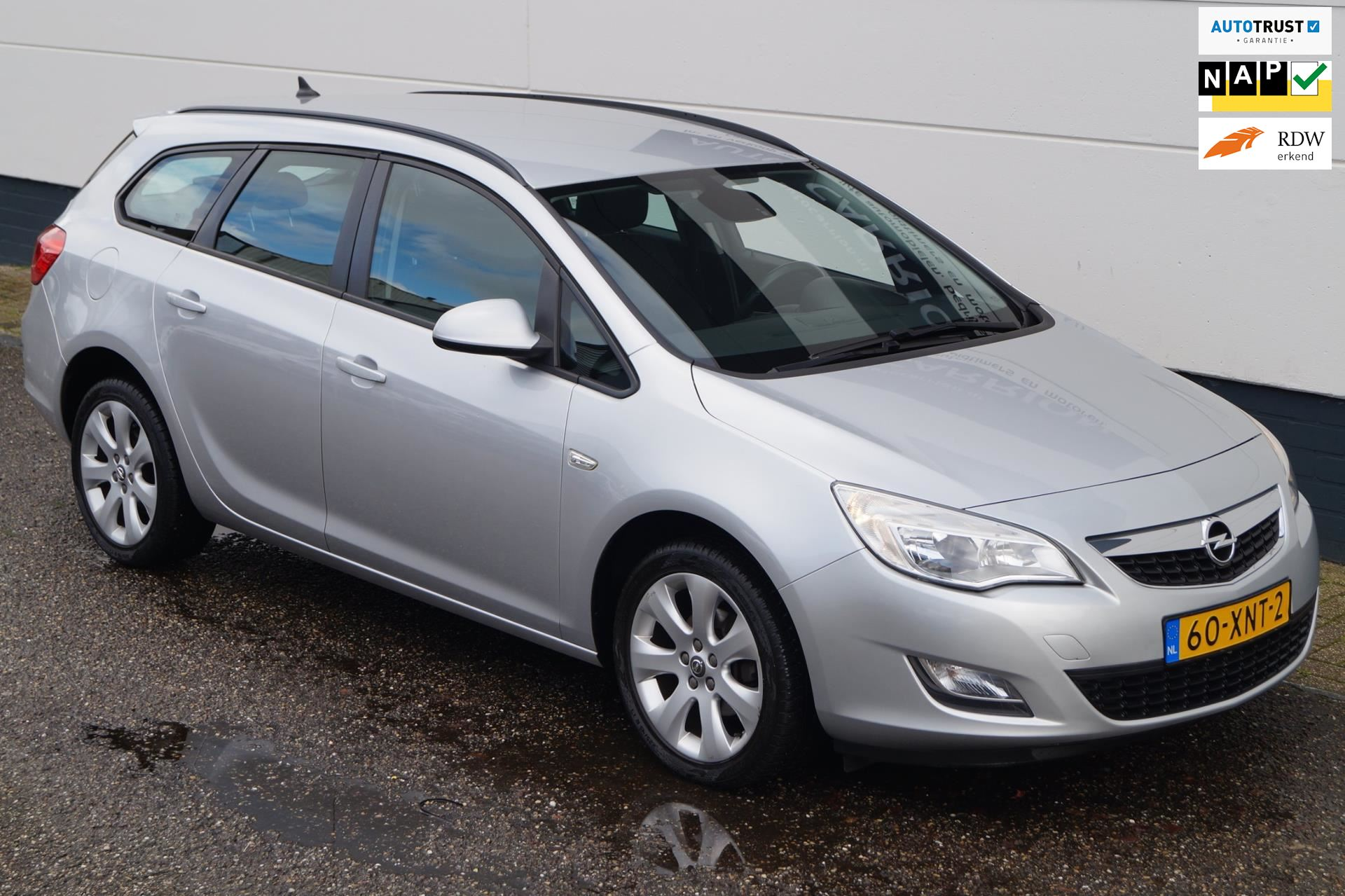 Opel Astra Sports Tourer occasion - CARRION