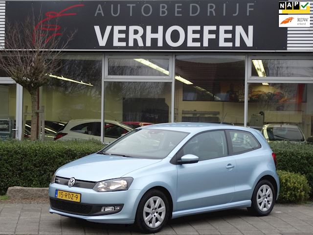 Volkswagen Polo 1.2 TDI BlueMotion Comfortline - CLIMATE CONTROLL - CRUISE CONTR - NAP - GARANTIE !