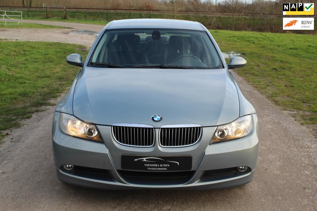 BMW 3-serie occasion - Veenstra Auto's
