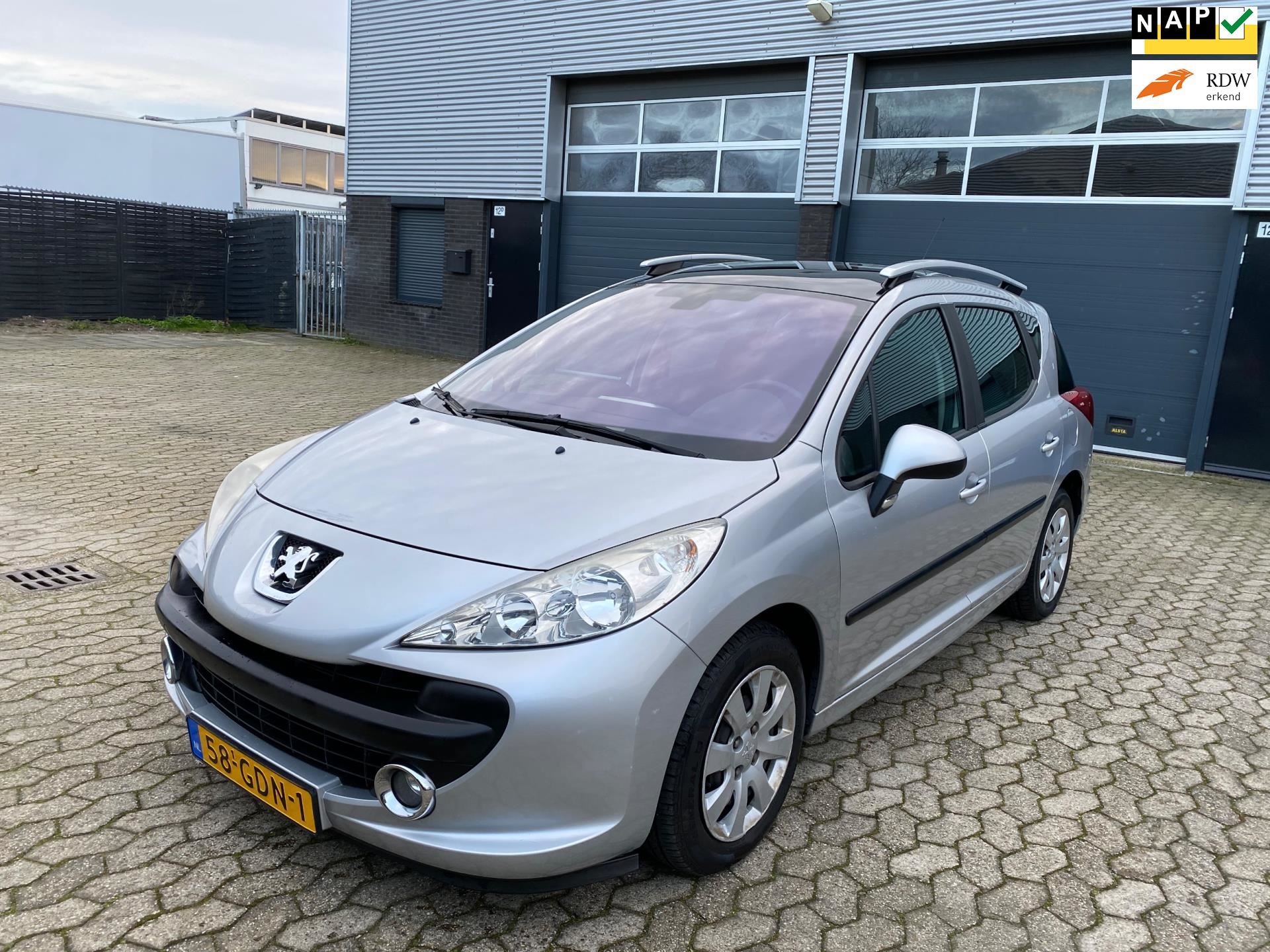 Peugeot 207 SW occasion - City Cars Breda