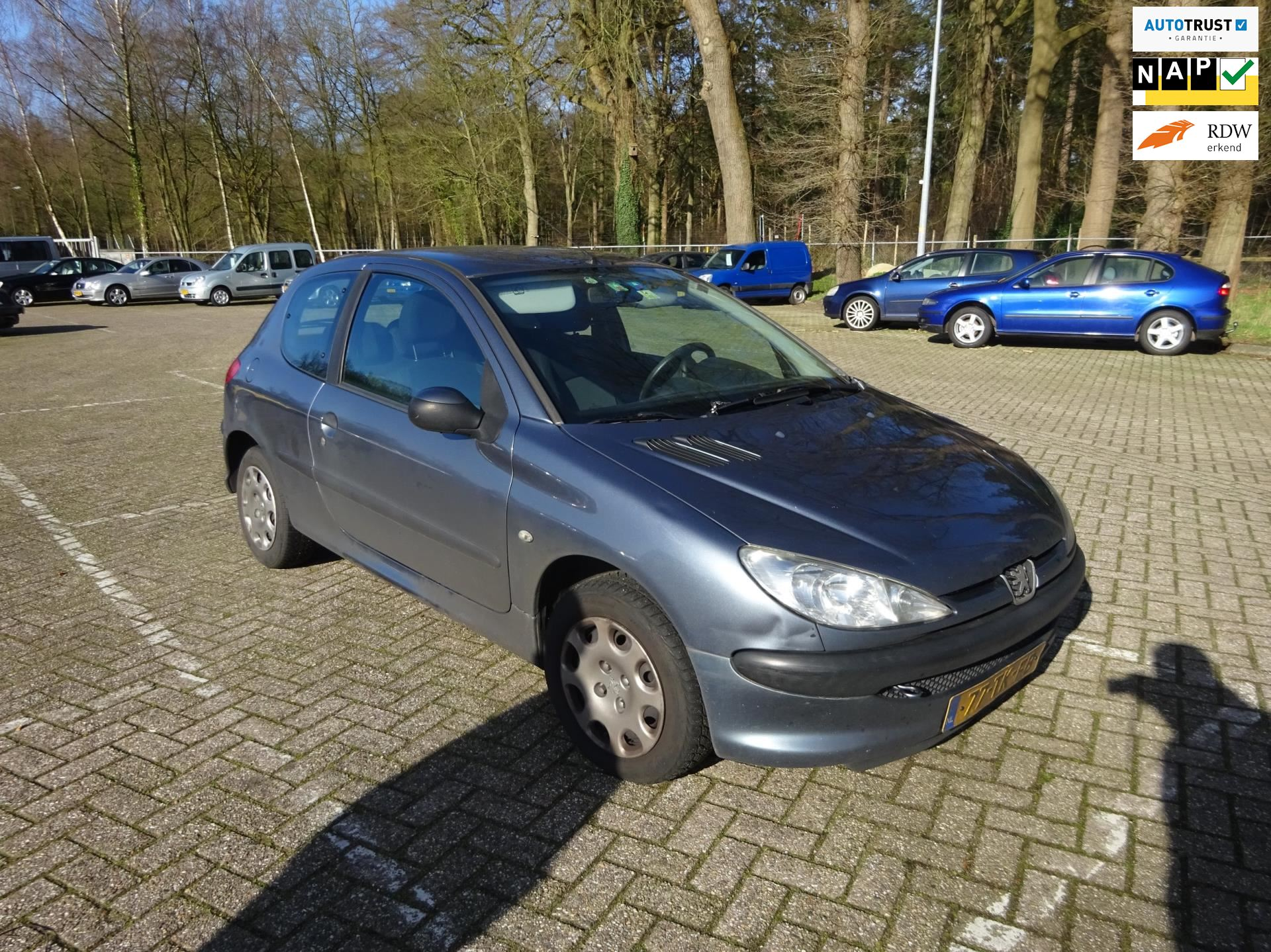 Peugeot 206 occasion - Andreas Auto's