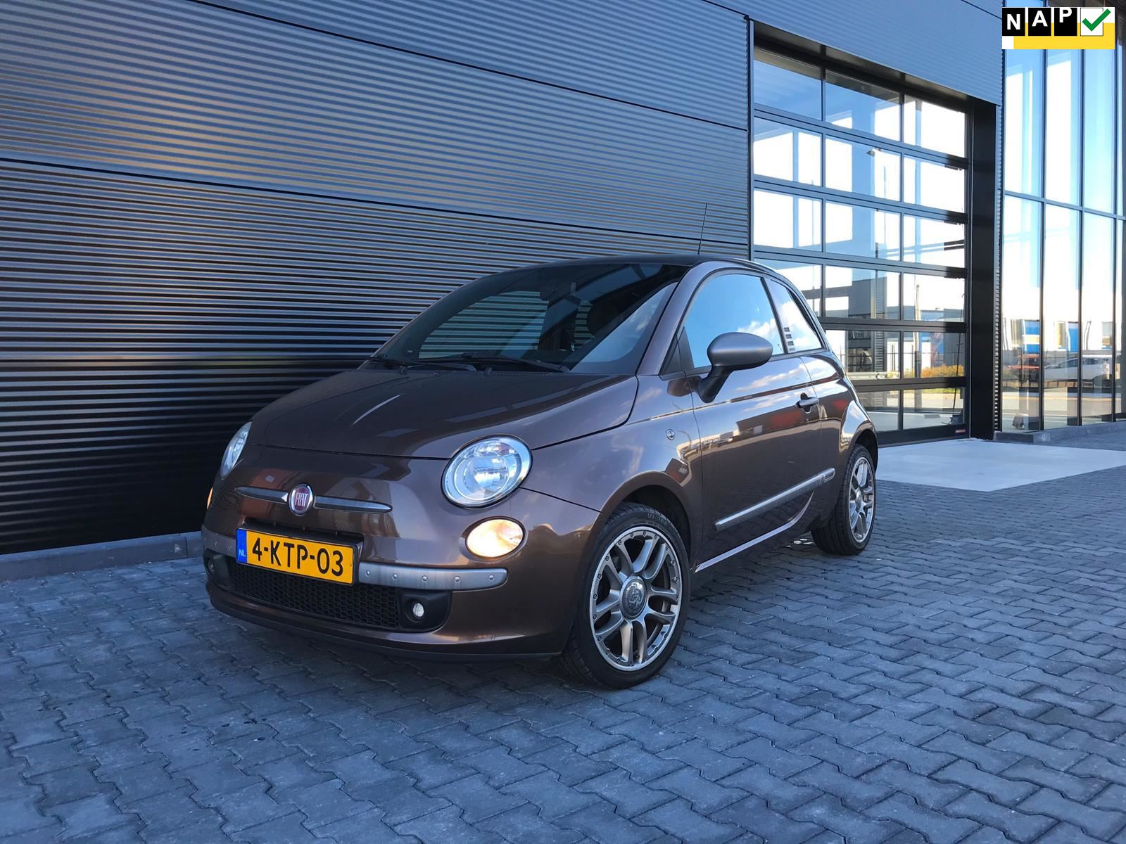 Fiat 500 occasion - Pitstop Car Trading