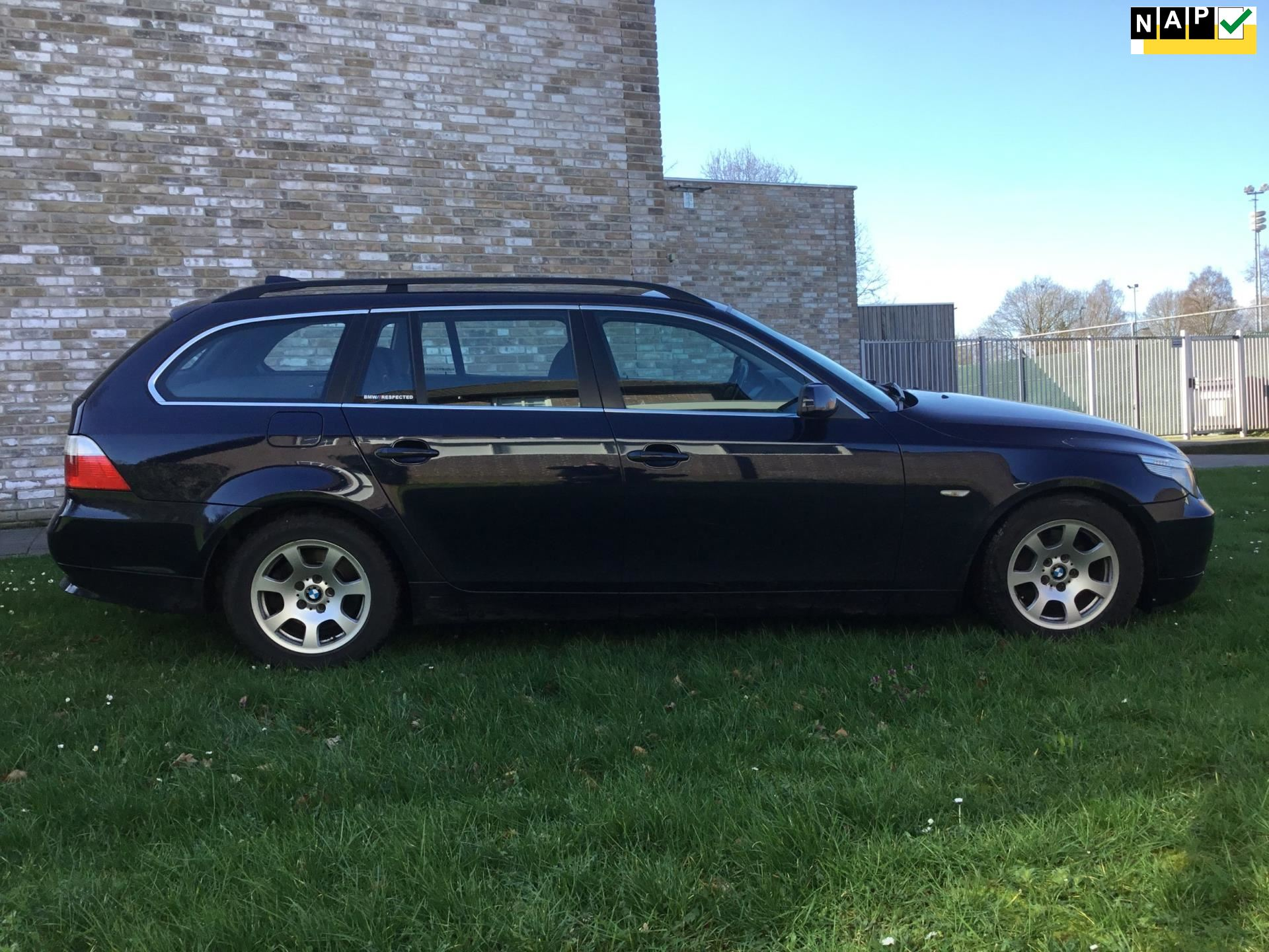 BMW 5-serie Touring occasion - F. Klomp Auto's