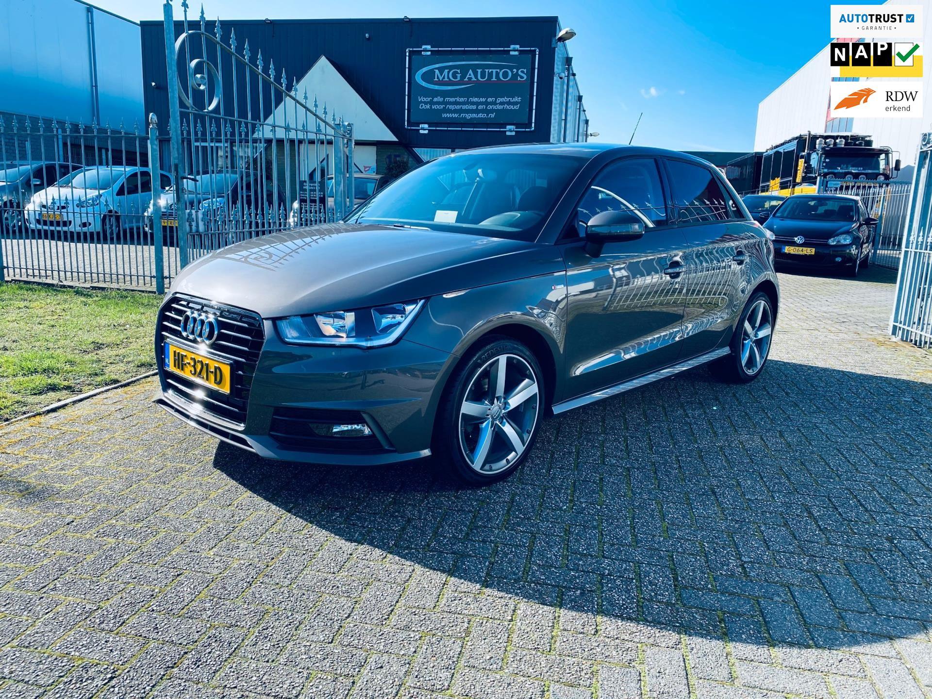 Audi A1 Sportback occasion - MG Auto's
