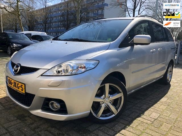 Mazda 5 2.0 CiTD Business Clima/Cruise/Trekhaak /7-Pers