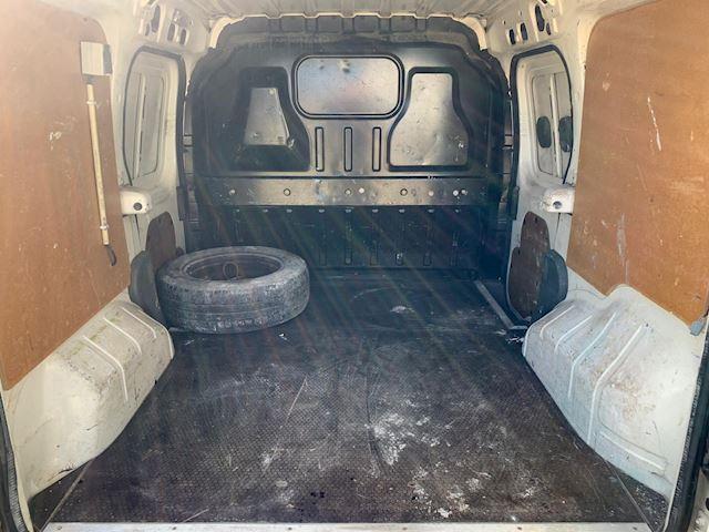 Ford Transit Connect T200S 1.8 TDCi DUBBELE SCHUIFDEUREN, AIRCO, NWE APK.