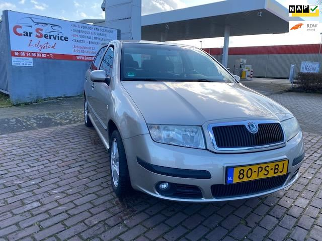 Skoda Fabia occasion - Car Service Lelystad