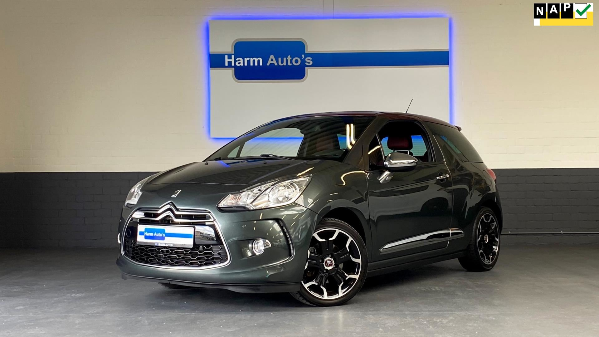 Citroen DS3 occasion - Harm Auto's