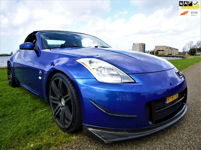 Nissan 350Z Roadster 3.5 V6 2005 SHOWCAR NW DAK ALL OPTIES