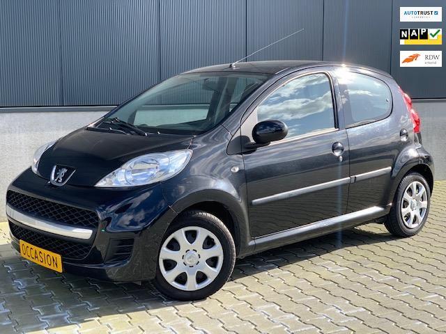 Peugeot 107 occasion - Van Den Eijnden Auto's