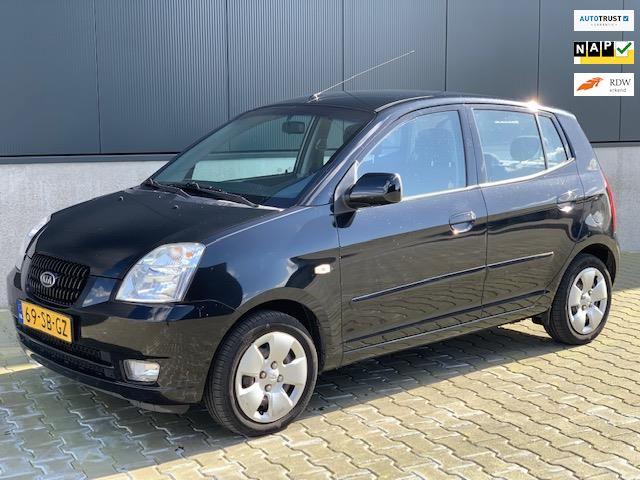 Kia Picanto occasion - Van Den Eijnden Auto's