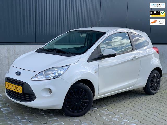 Ford Ka occasion - Van Den Eijnden Auto's