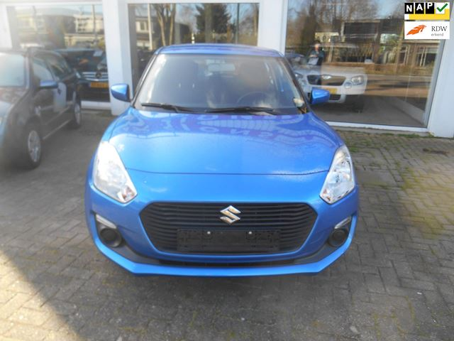 Suzuki Swift 1.2 Comfort DAB radio, led verlichting