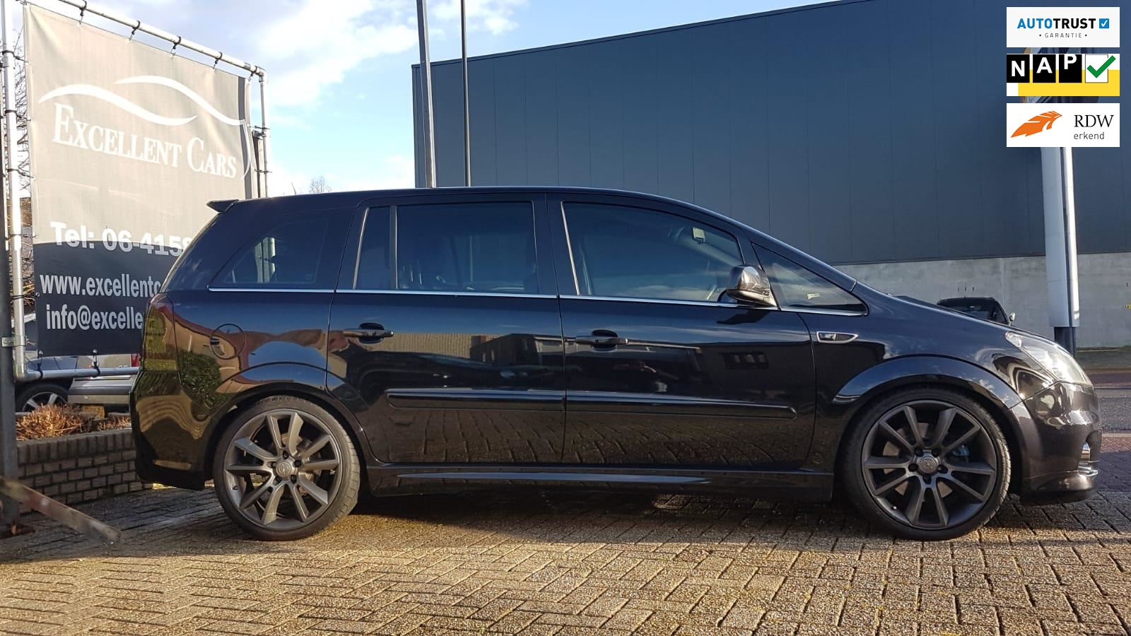 Opel Zafira occasion - Excellent Cars