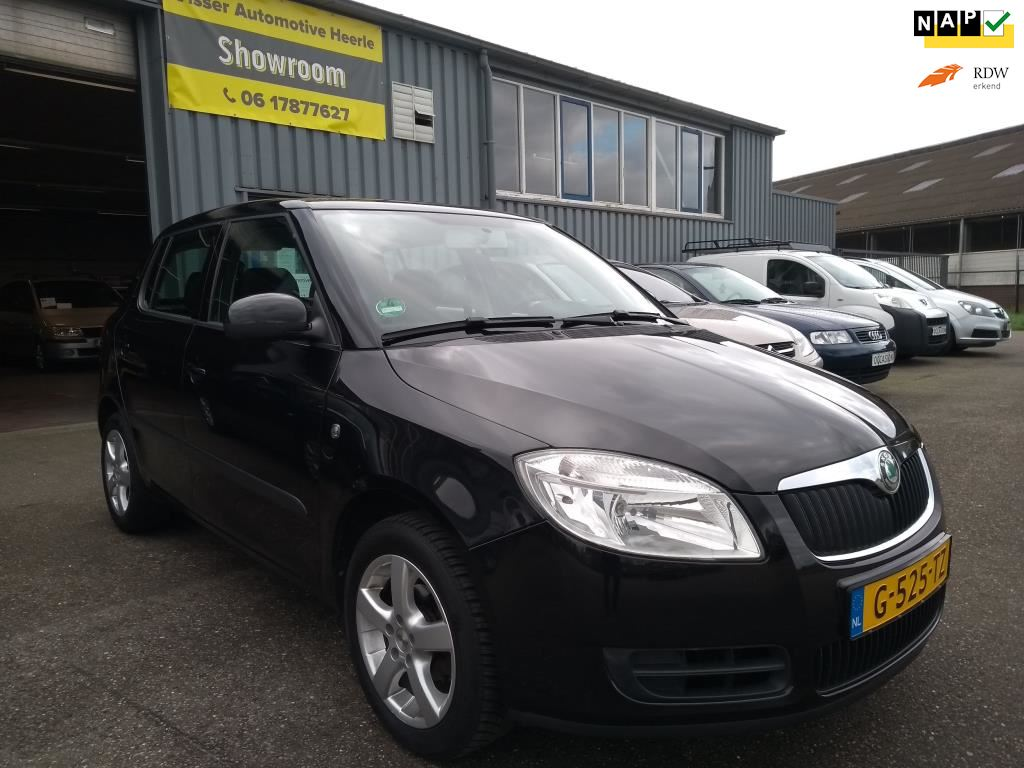 Skoda Fabia occasion - Visser Automotive Heerle