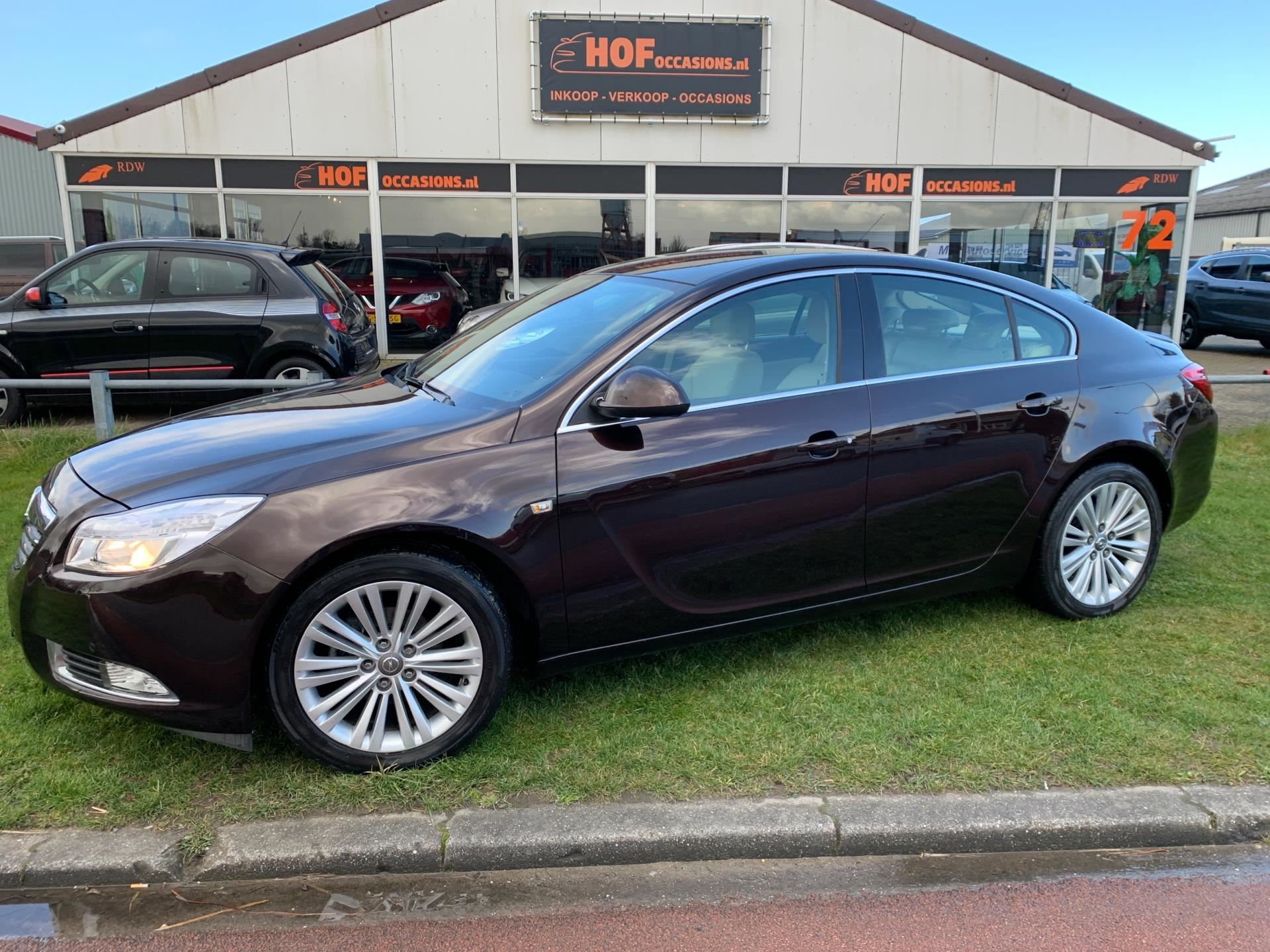 Opel Insignia occasion - Hof Occasions