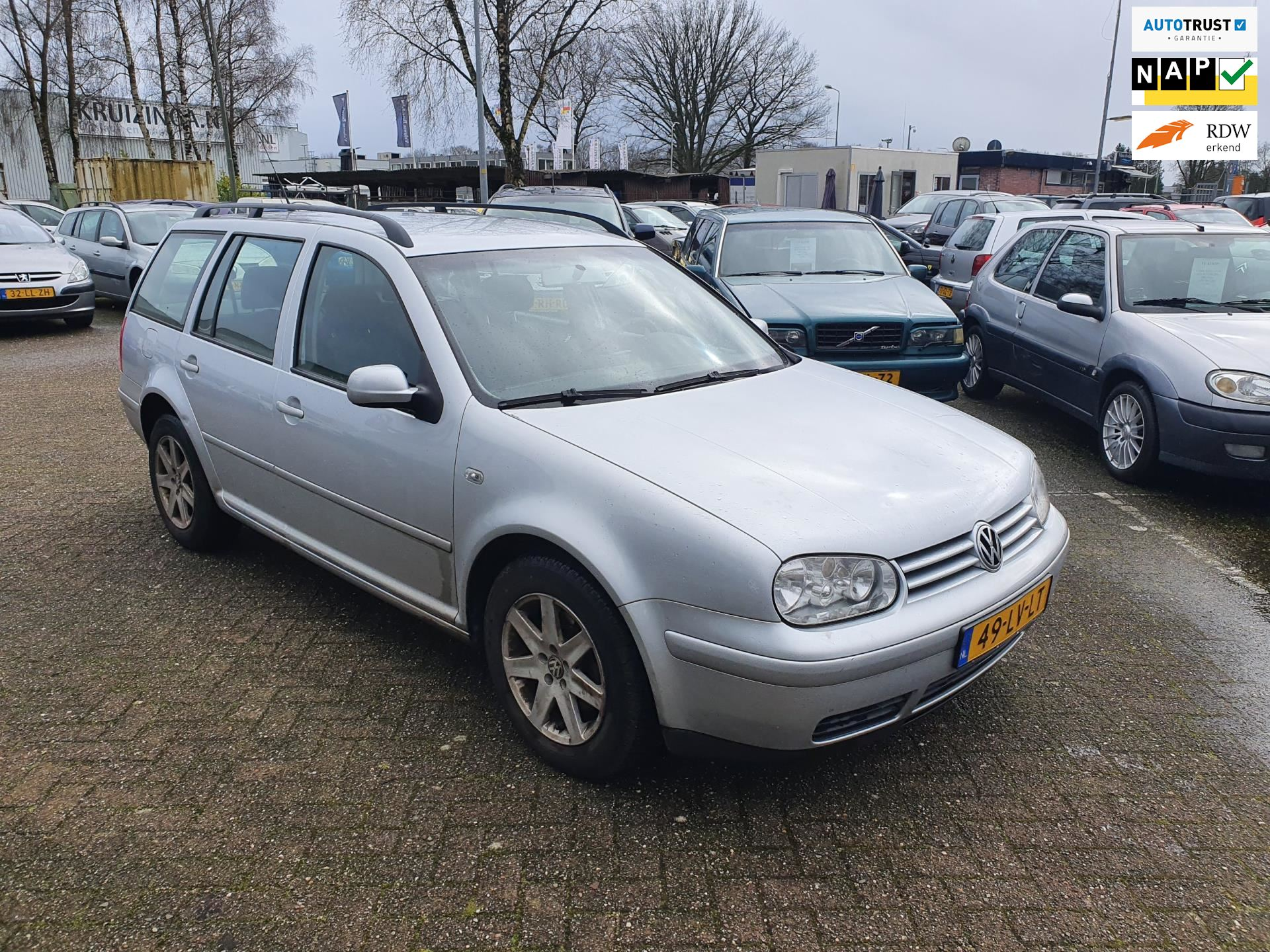 Volkswagen Golf Variant occasion - Andreas Auto's