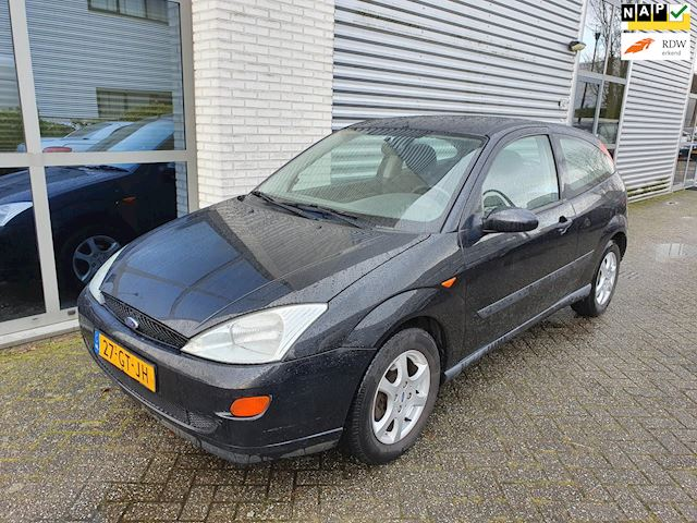 Ford Focus 1.4-16V Trend Trekhaak, inruilkoopje