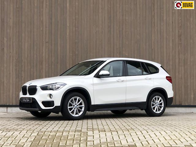 BMW X1 sDrive16d Corporate Lease Essential