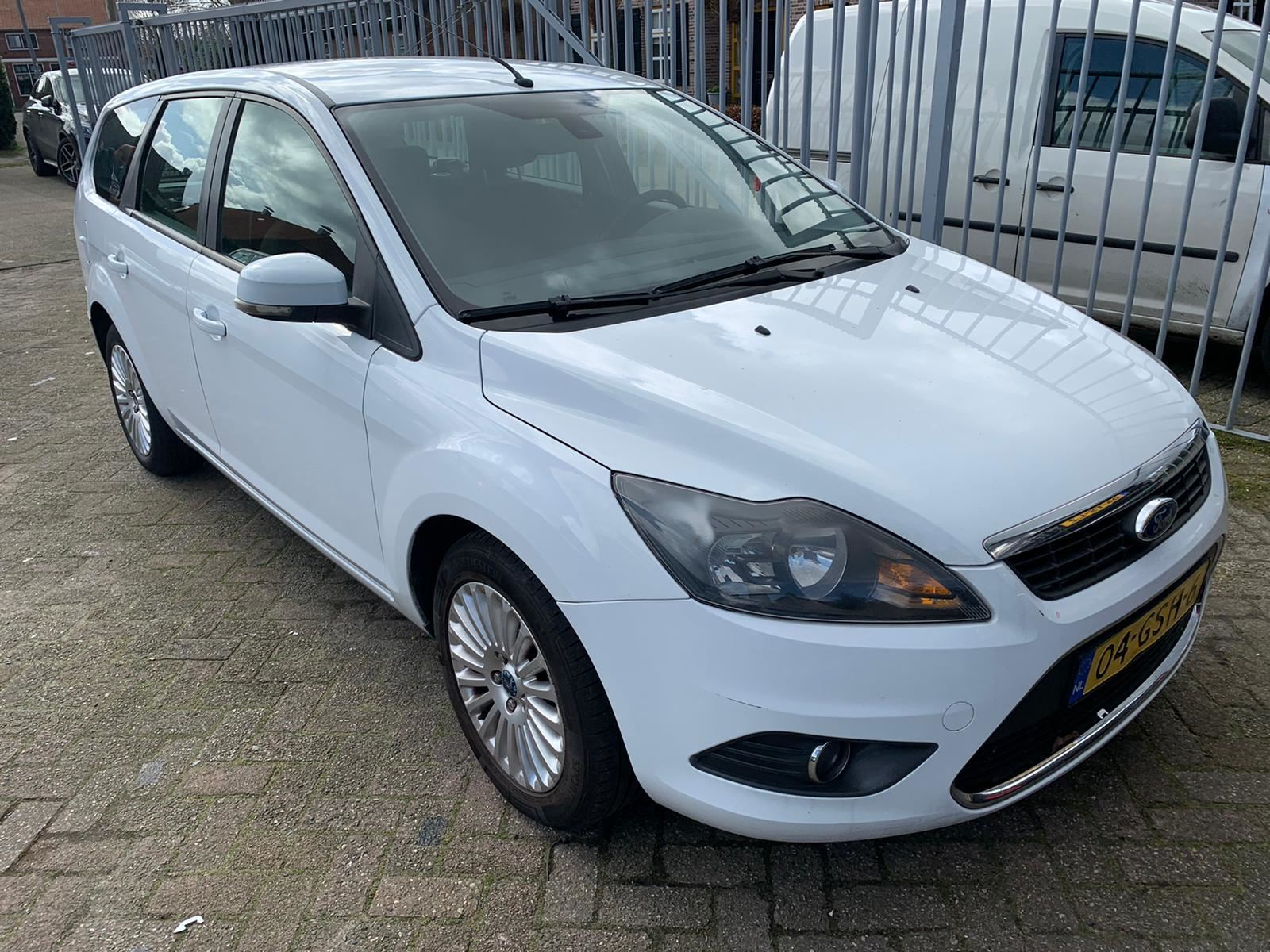 Ford Focus Wagon occasion - DDM Export B.V.