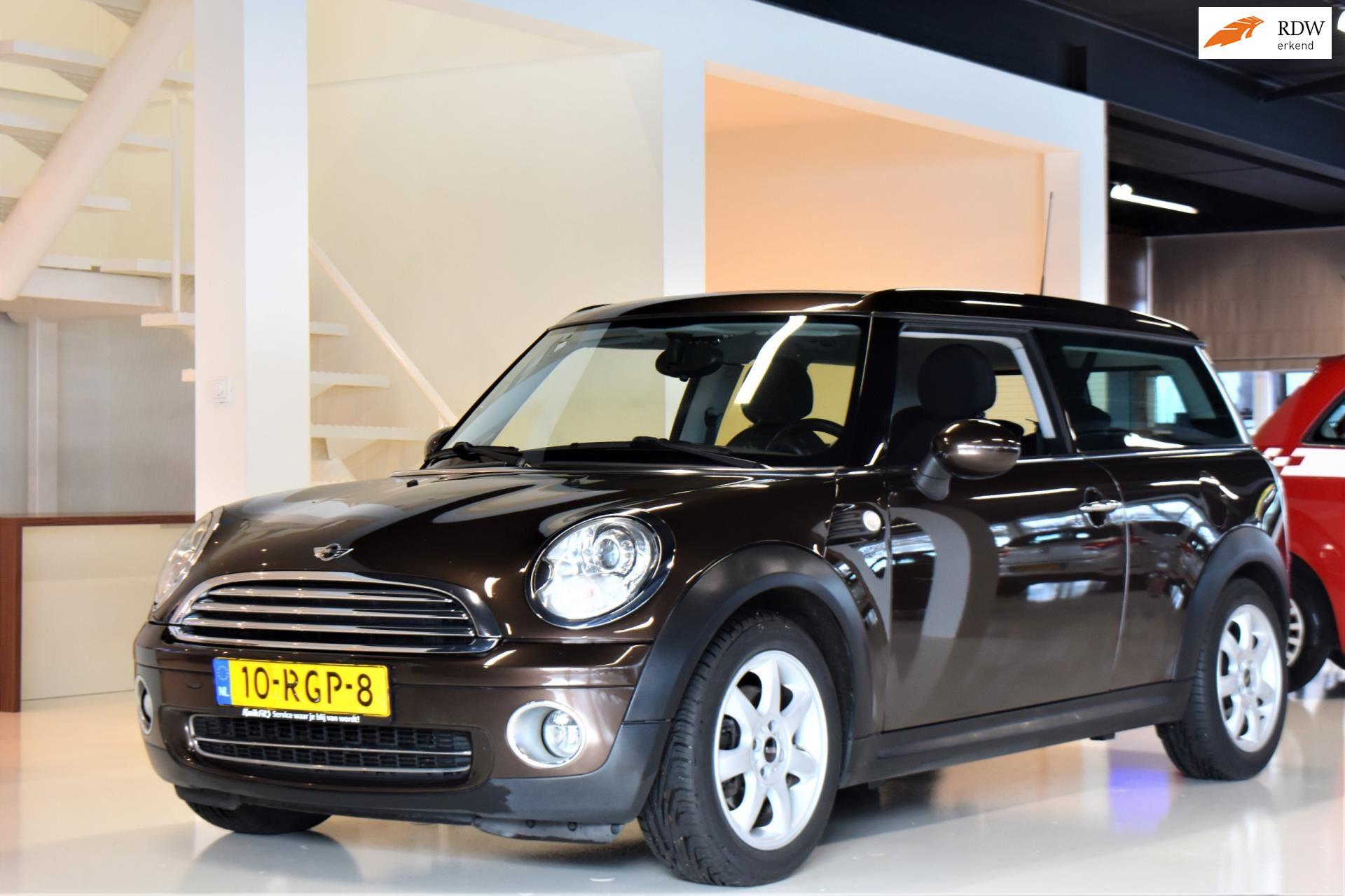 Mini Mini Clubman occasion - Car Gallery de Adelaar