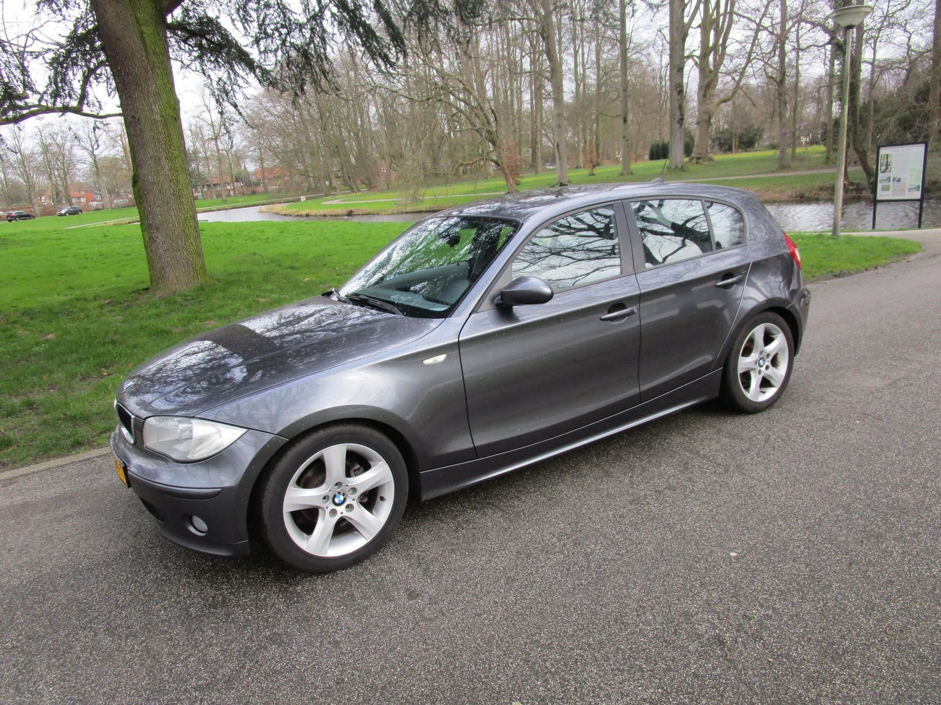BMW 1-serie occasion - Auto Tewes