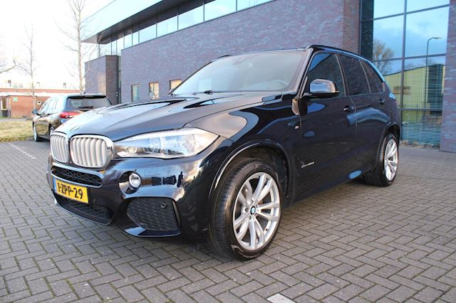 BMW X5 xDrive40d High Executive 7p. M Sportpakket