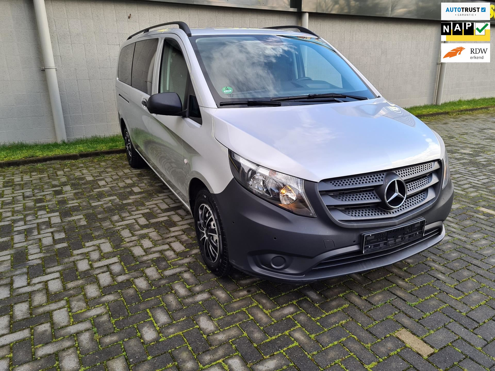 Mercedes-Benz Vito Tourer occasion - Auto Arends