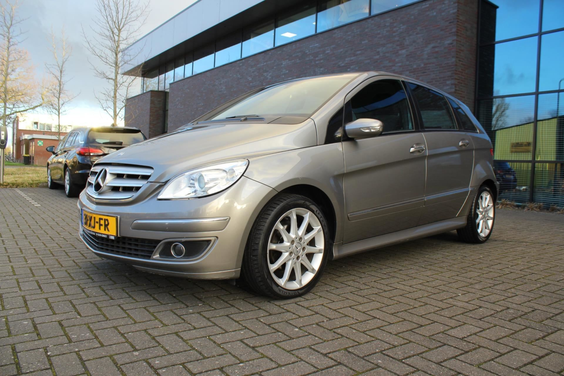 Mercedes-Benz B-klasse occasion - Autoflex Grootebroek