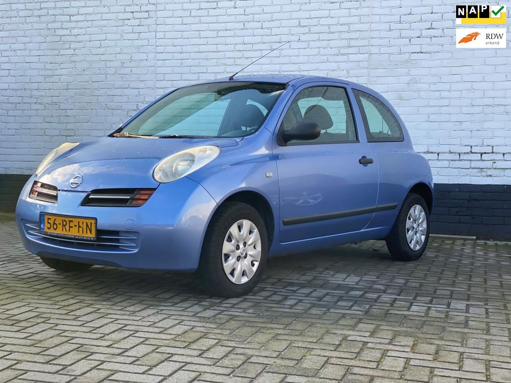 Nissan Micra occasion - Bizar Auto's Import & Export