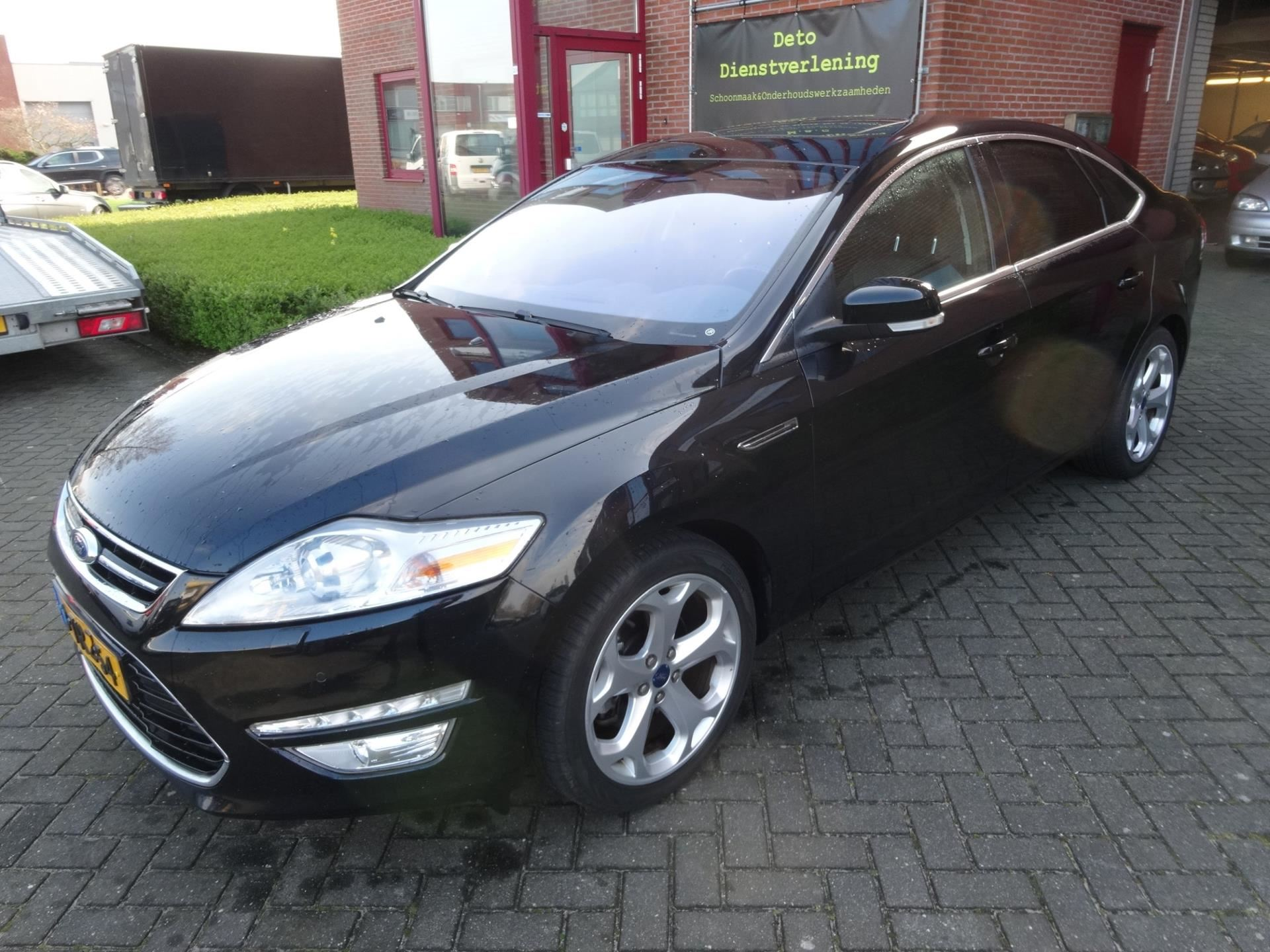 Ford Mondeo occasion - Handelsonderneming M.A.C.