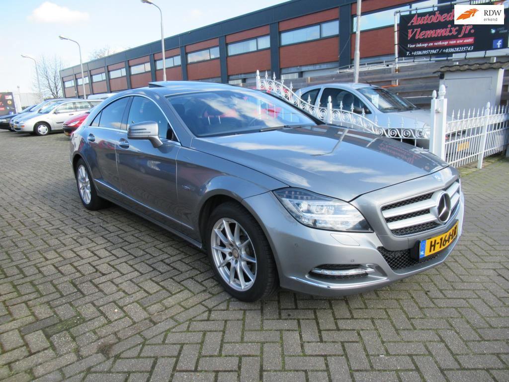 Mercedes-Benz CLS-klasse occasion - Autobedrijf Vlemmix Jr.