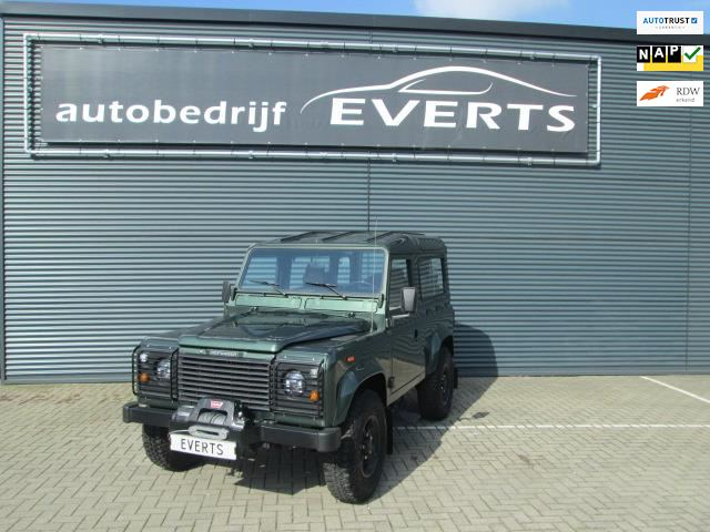 Land Rover 90 STATIONWAGON occasion - Autobedrijf Everts