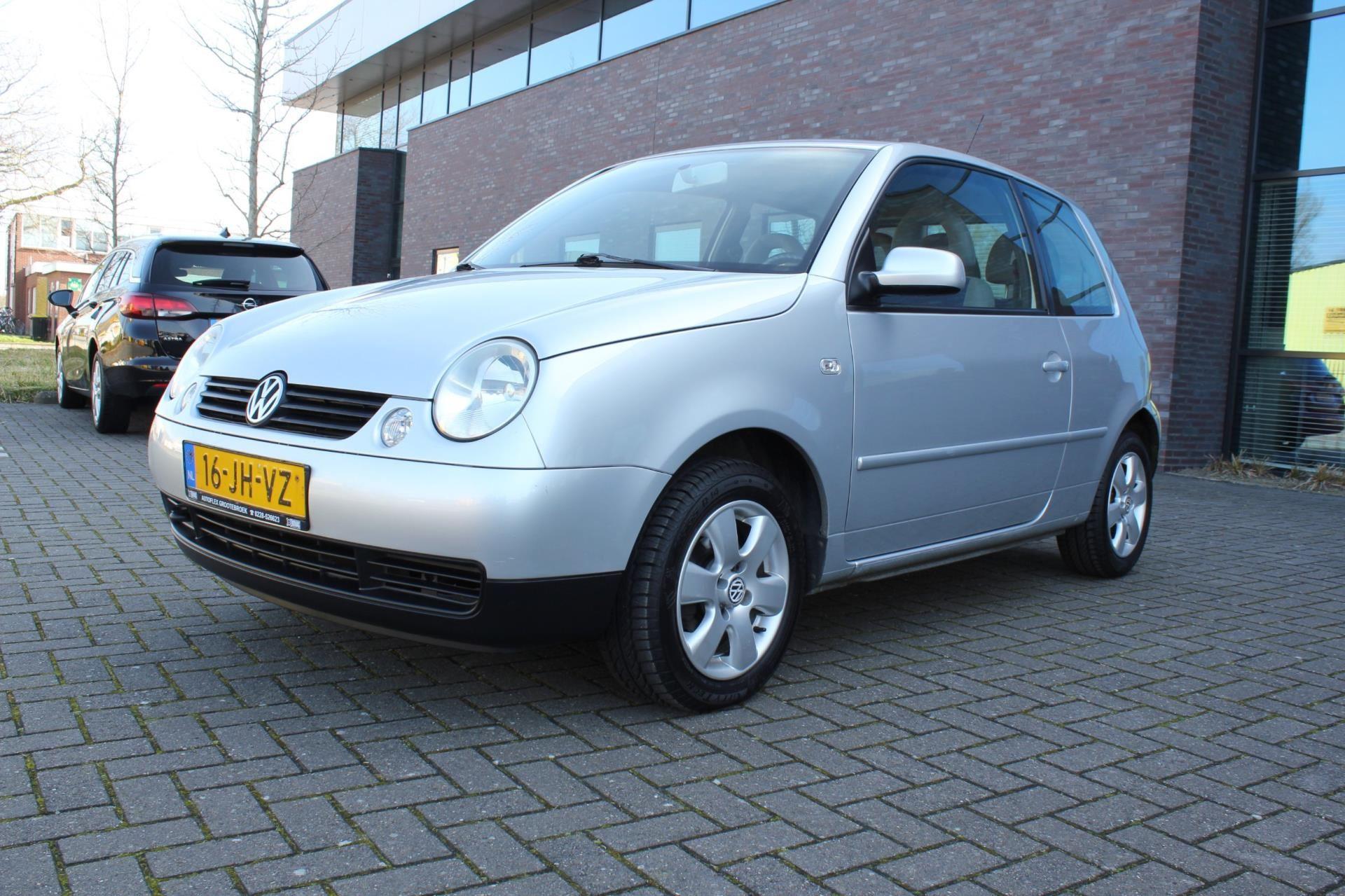 Volkswagen Lupo occasion - Autoflex Grootebroek