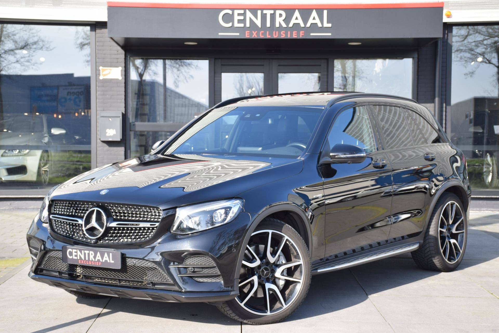 Mercedes-Benz GLC 43 AMG 4MATIC occasion - Centraal Exclusief B.V.