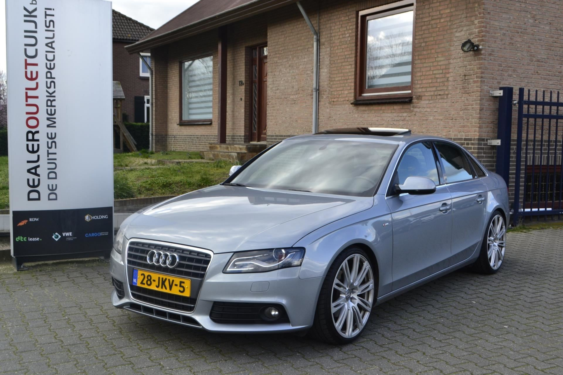 Audi A4 occasion - Dealer Outlet Cuijk b.v.