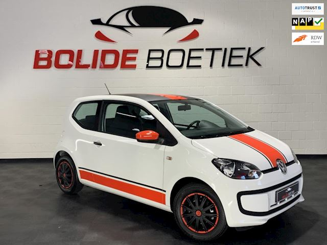 Volkswagen Up! 1.0 Sport Edition BlueMotion |Airco|Sport Edtion|Lage KM-stand!!!!!!