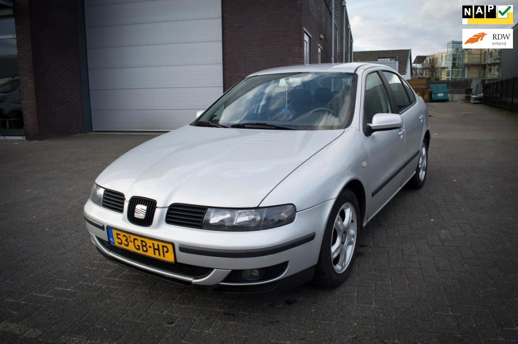 Seat Toledo occasion - Royal Rides