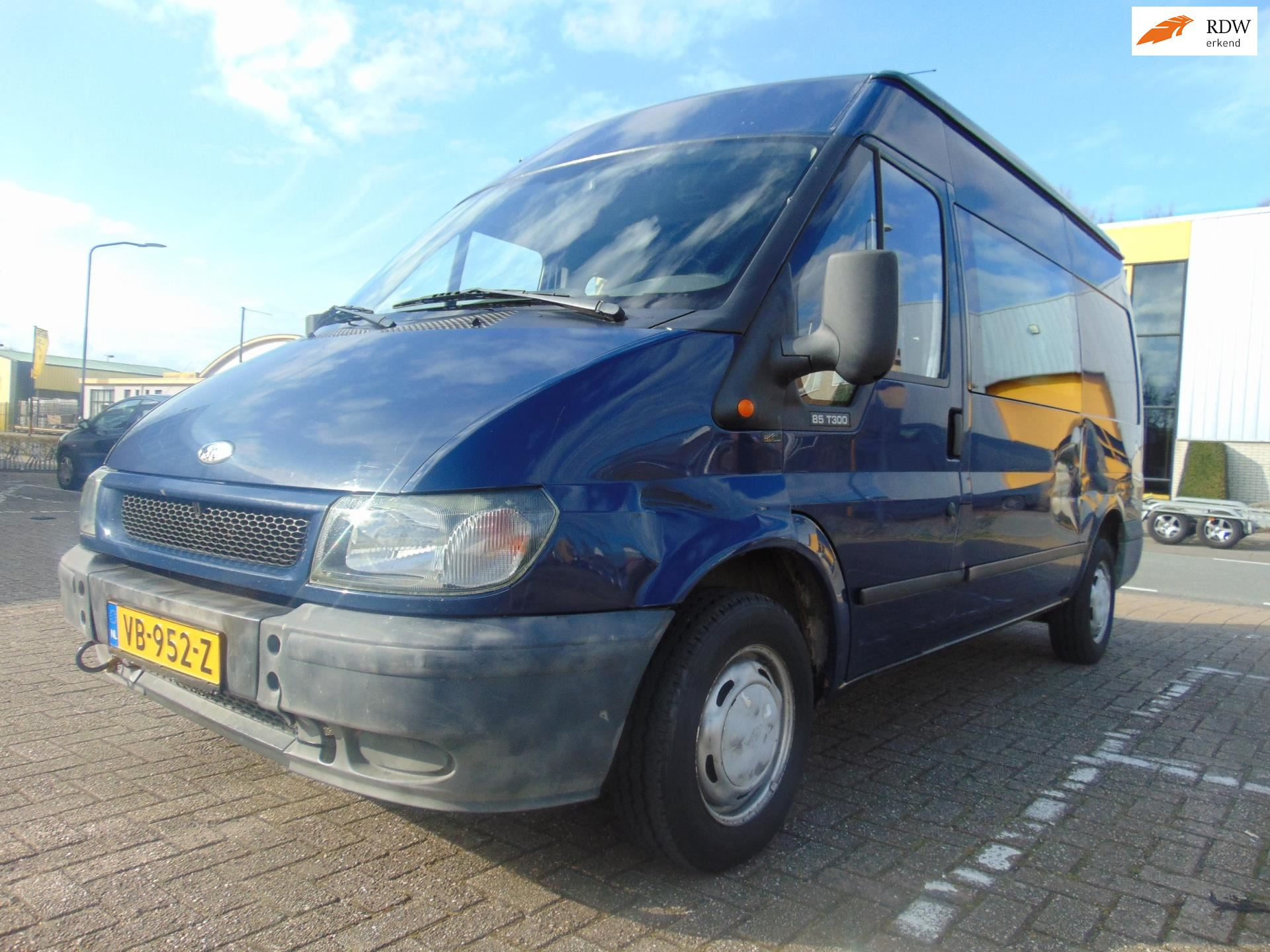 Ford Transit occasion - FB2 Cars