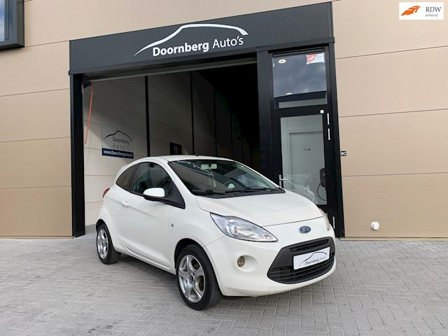Ford Ka occasion - Doornberg Auto's